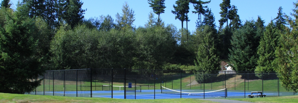 Silver Firs II Tennis Courts