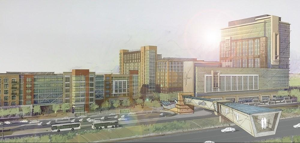 "Planned real estate ""Smart City"" in Ashburn, VA"