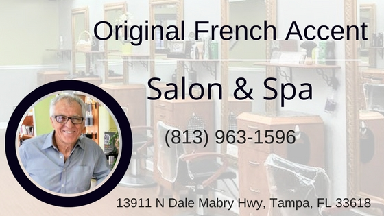 Carrollwood Area Salons - Orginal French Accent