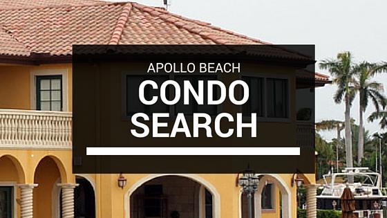 Apollo Beach Condo Search