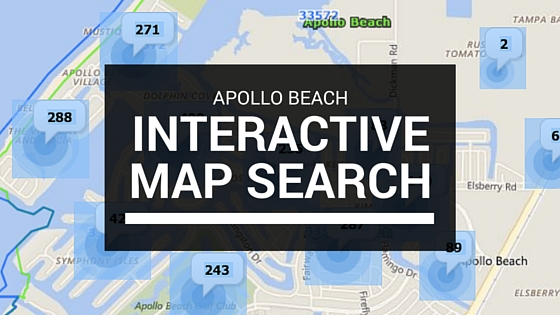 Apollo Beach Interactive Real Estate Map