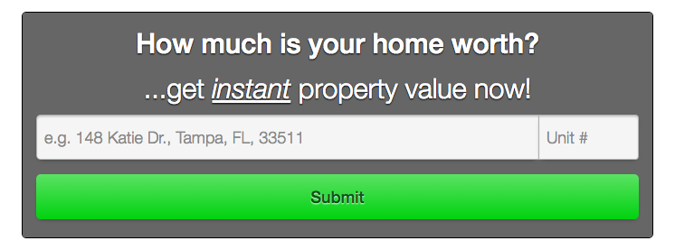 Your Tampa Bay house values are up. See how much your tampa bay home is worth in todays market. Selling in tampa Bay