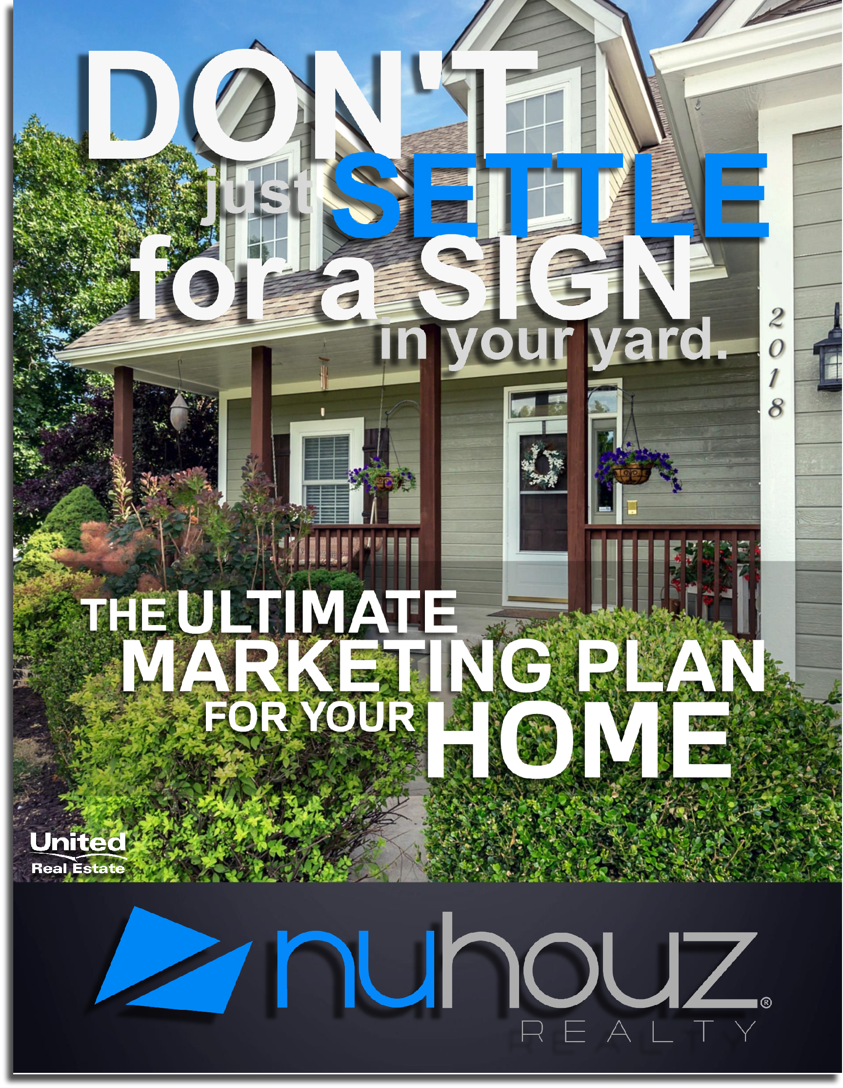 nuhouz realty marketing plan for my home