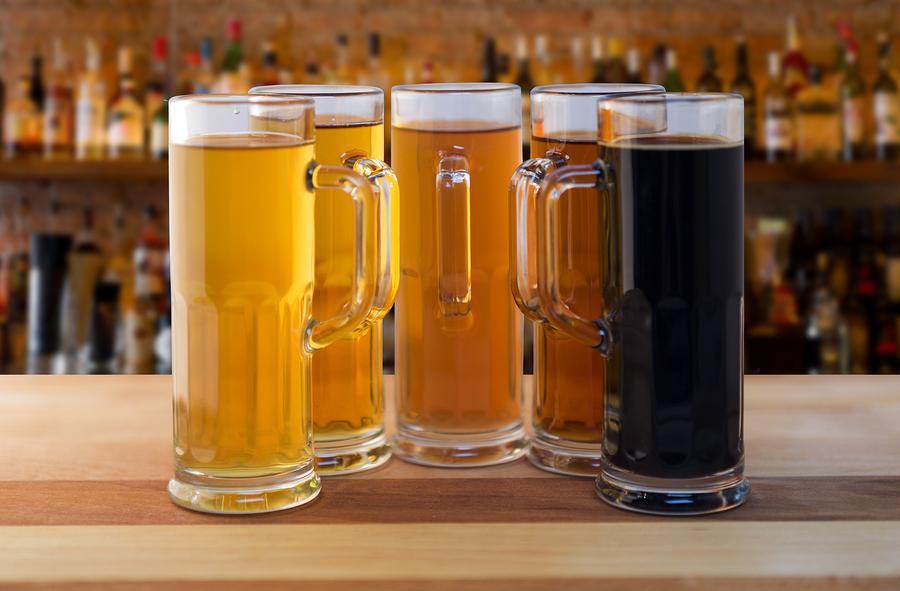 Drink beer brewed near northwest Indiana homes.