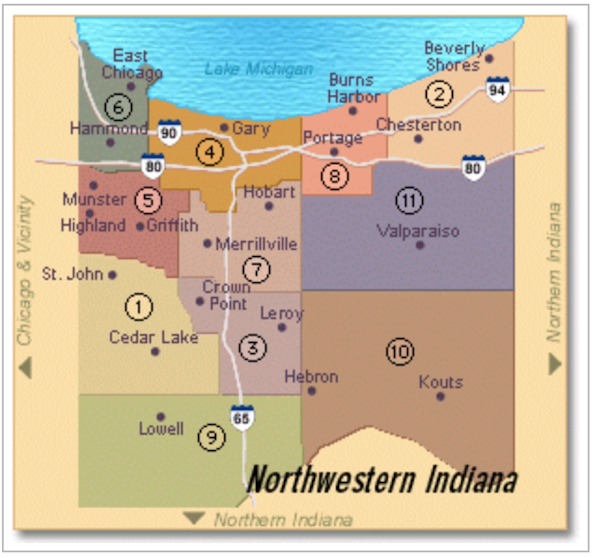 Indiana houses for sale online map