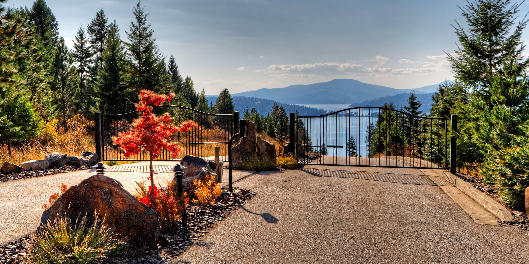 Syringa Heights Homes for Sale. Gorgeous lake view homes and lots ...