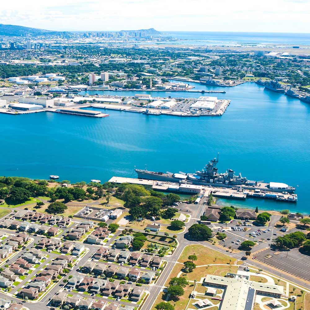 Joint Base Pearl Harbor-Hickam Real Estate