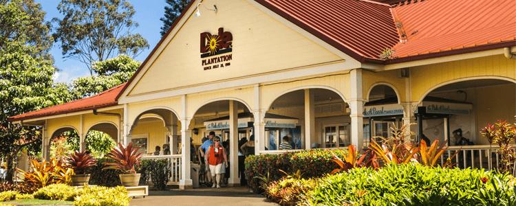 Dole plantation Wahiawa Oahu