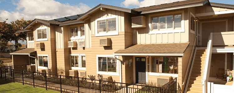 townhomes for sale in Kaelakai at kapolei