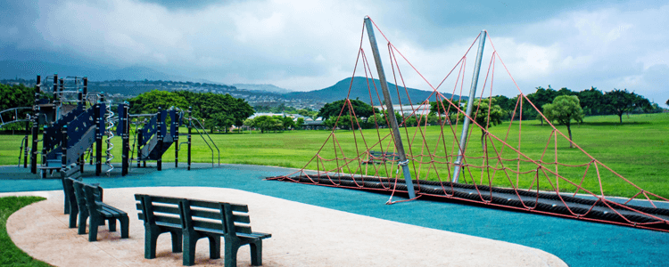Parks in Kapolei city Oahu