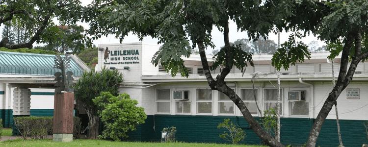 leilehua high school wahiawa oahu