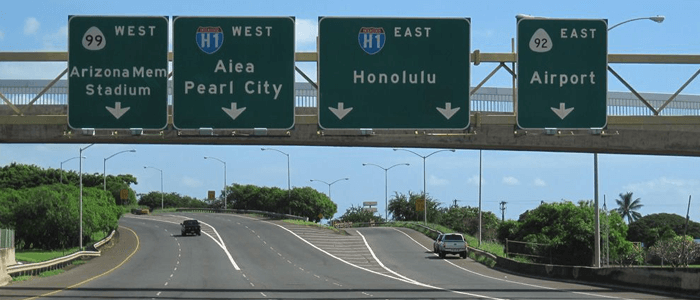 pearl city oahu transportation