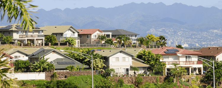 Real estate for sale in Kapolei city Oahu