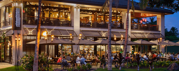 restaurants in Kapolei city Oahu