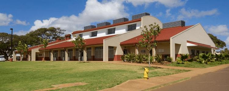 Waipahu intermediate school Waipahu Oahu