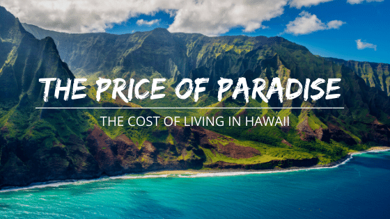 hawaii cost of living