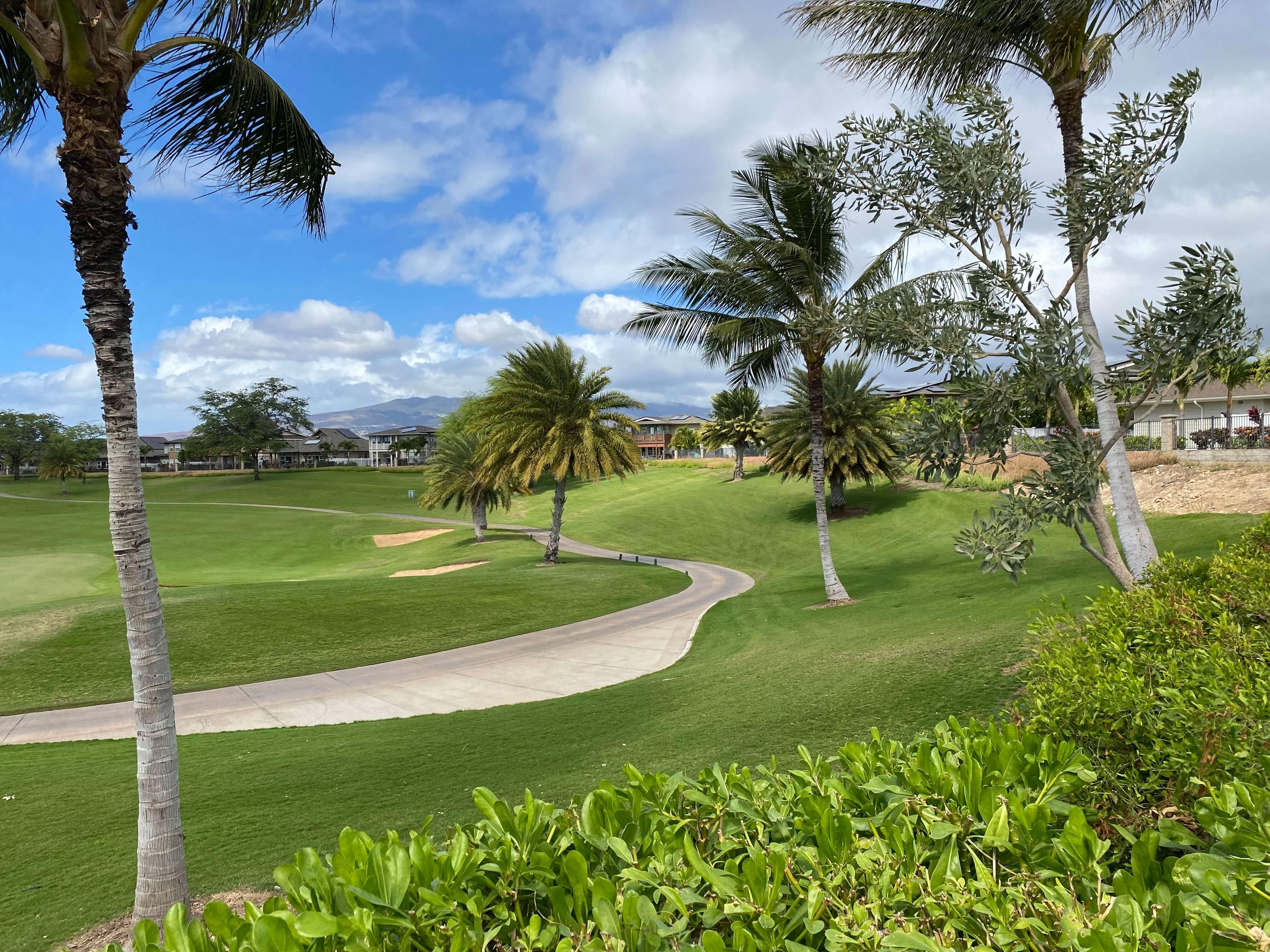 hoakalei resort golf course