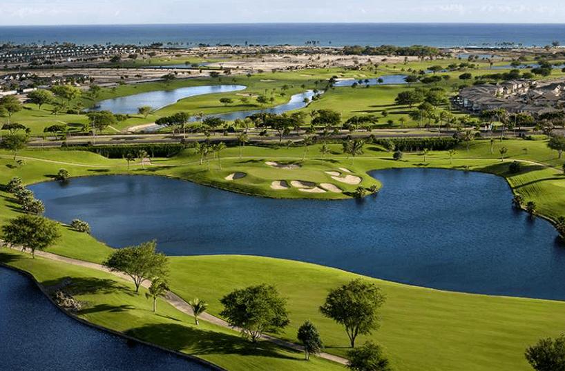 hoakalei in ewa beach golf courses