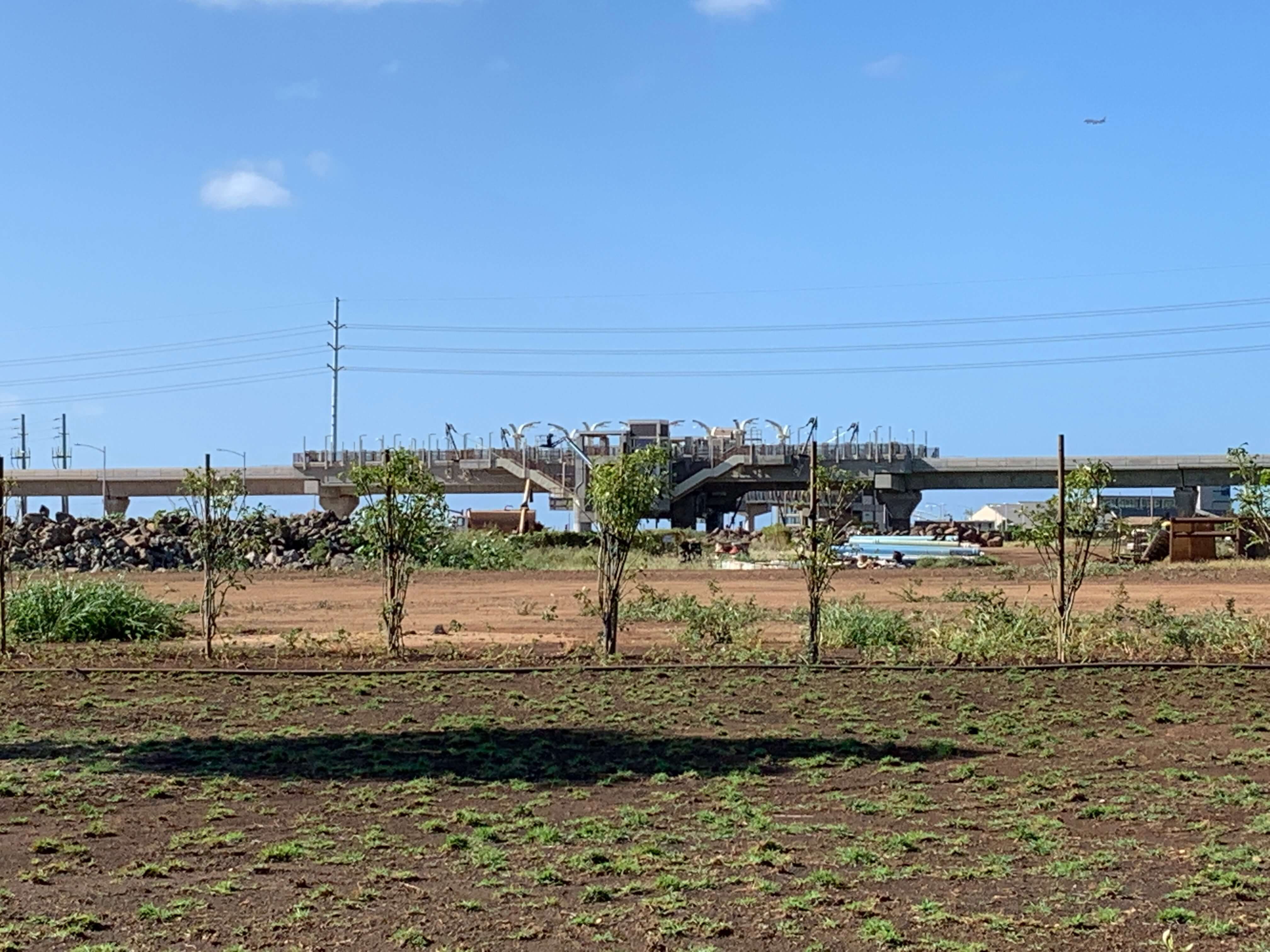 kohina at hoopili rail station