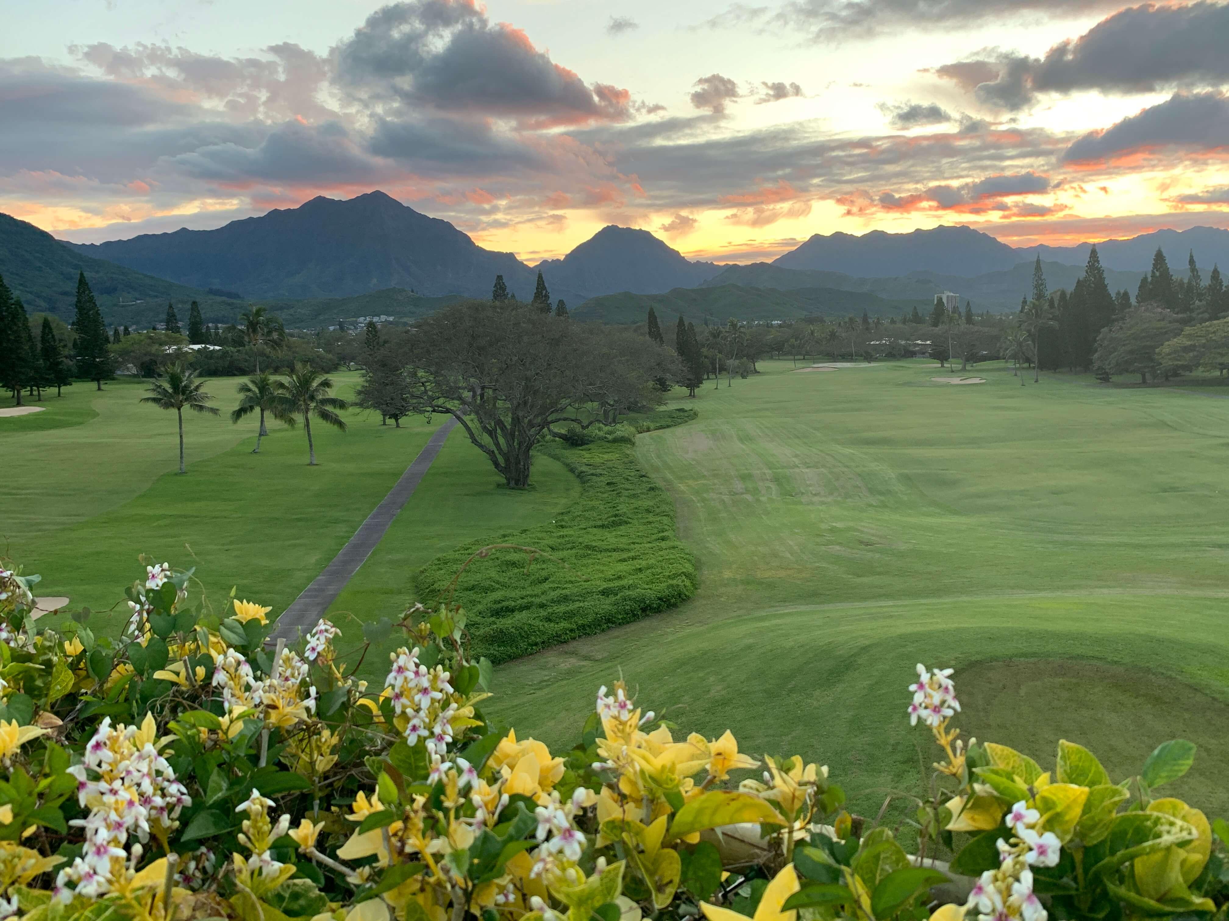 kailua golf