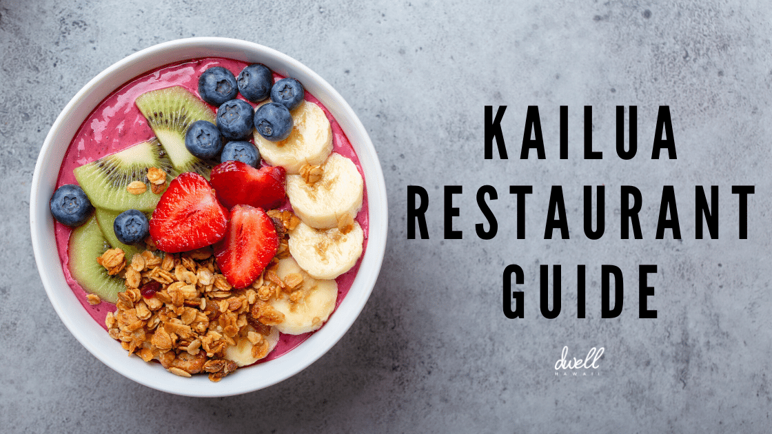 restaurants in kailua