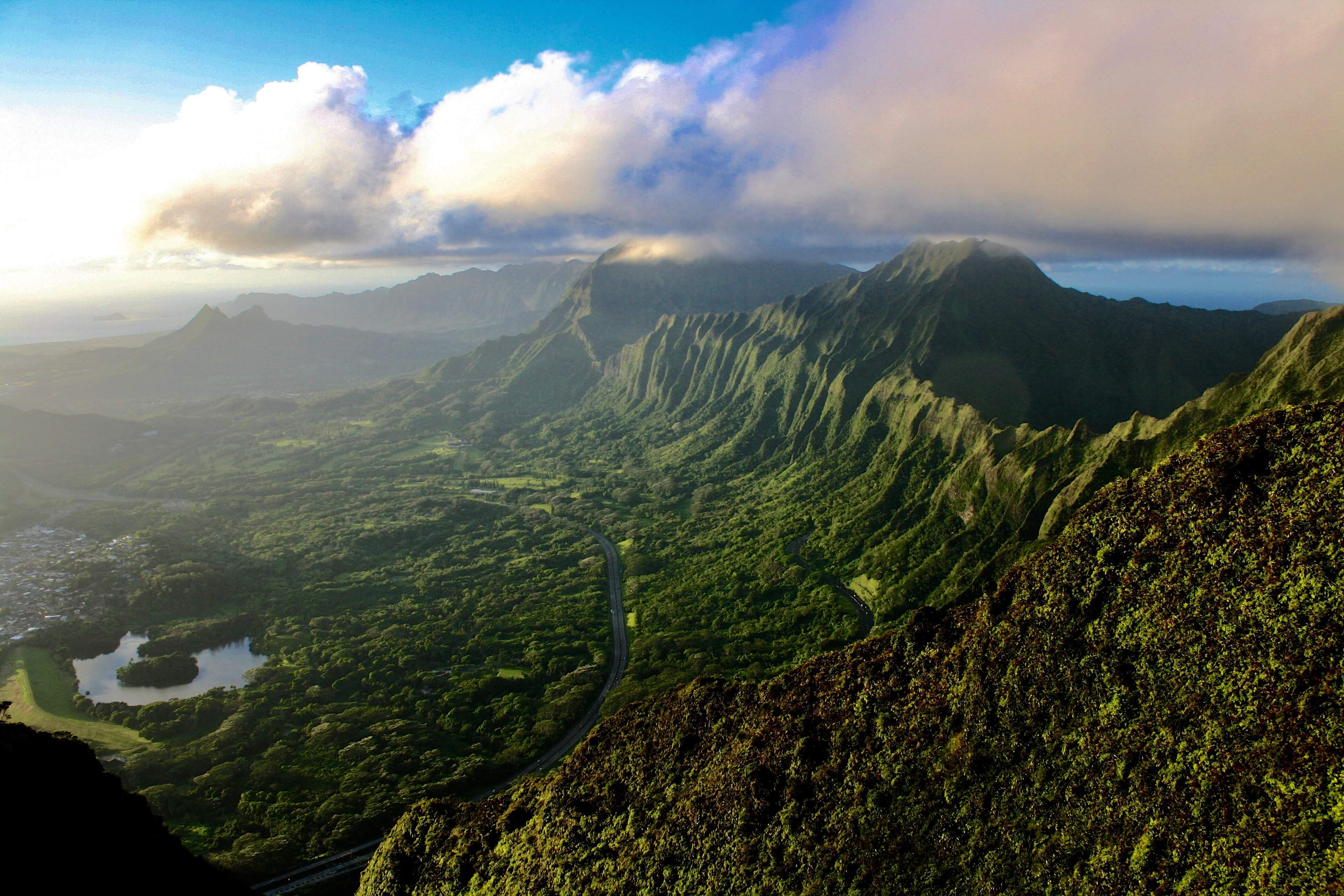 kaneohe, hawaii