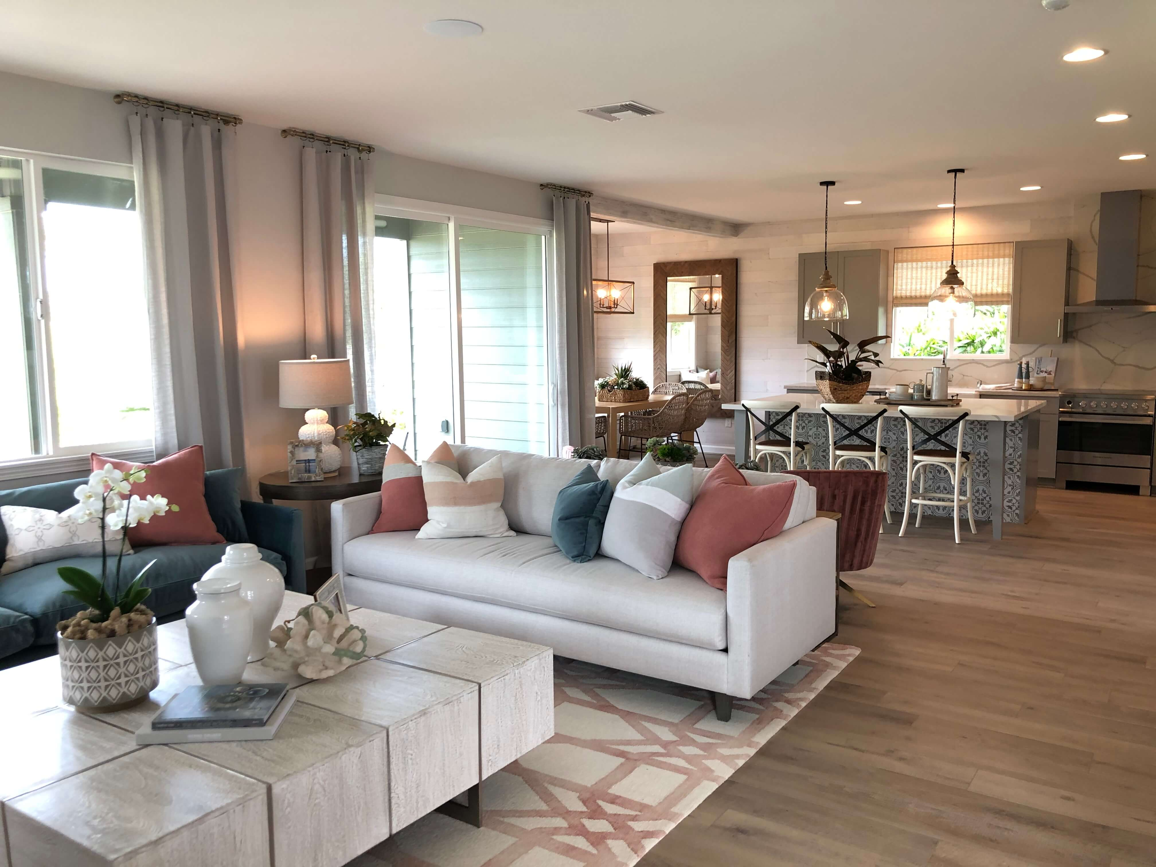 kealii by gentry homes for sale interiors