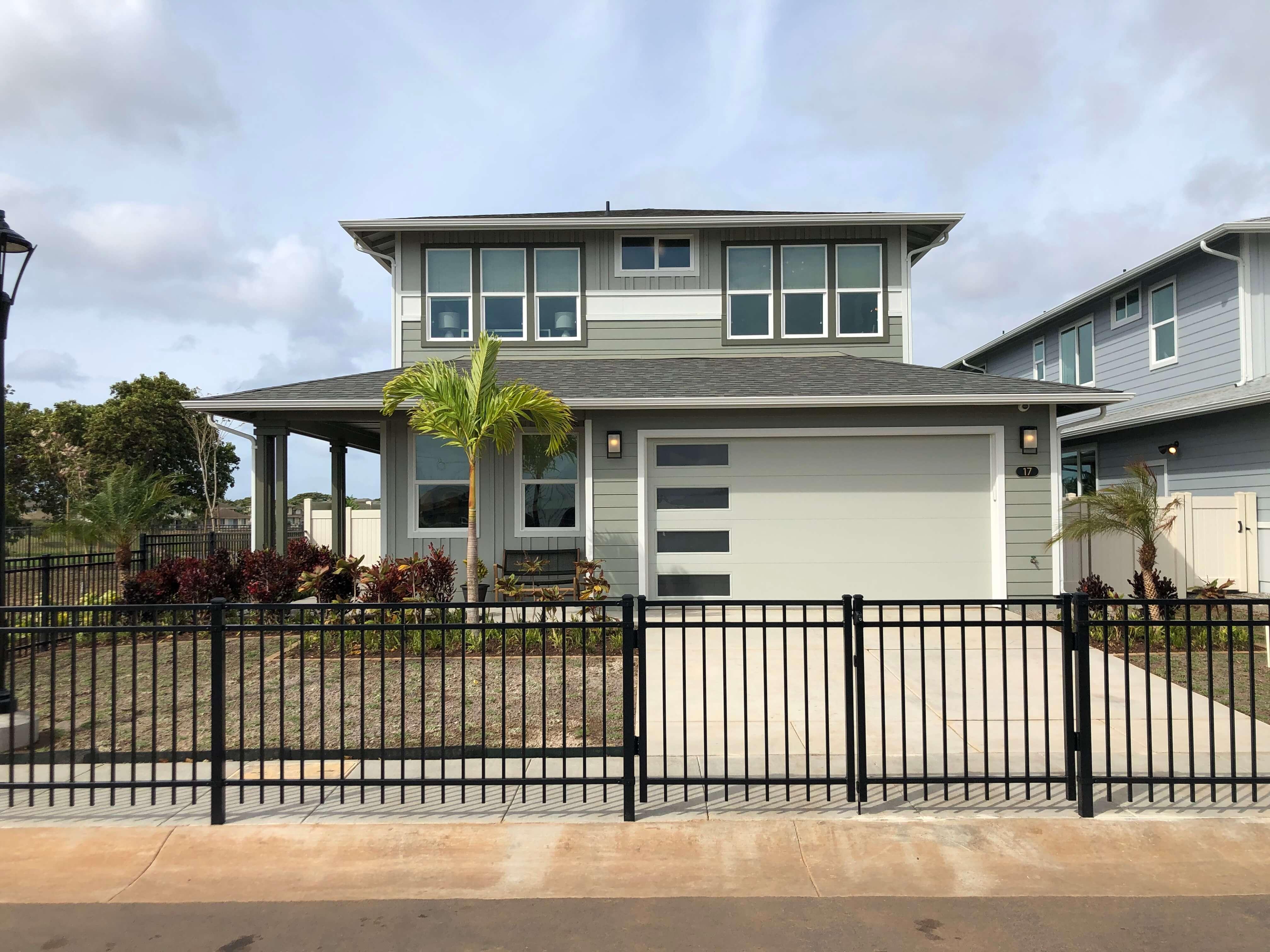kealii homes for sale floor plans