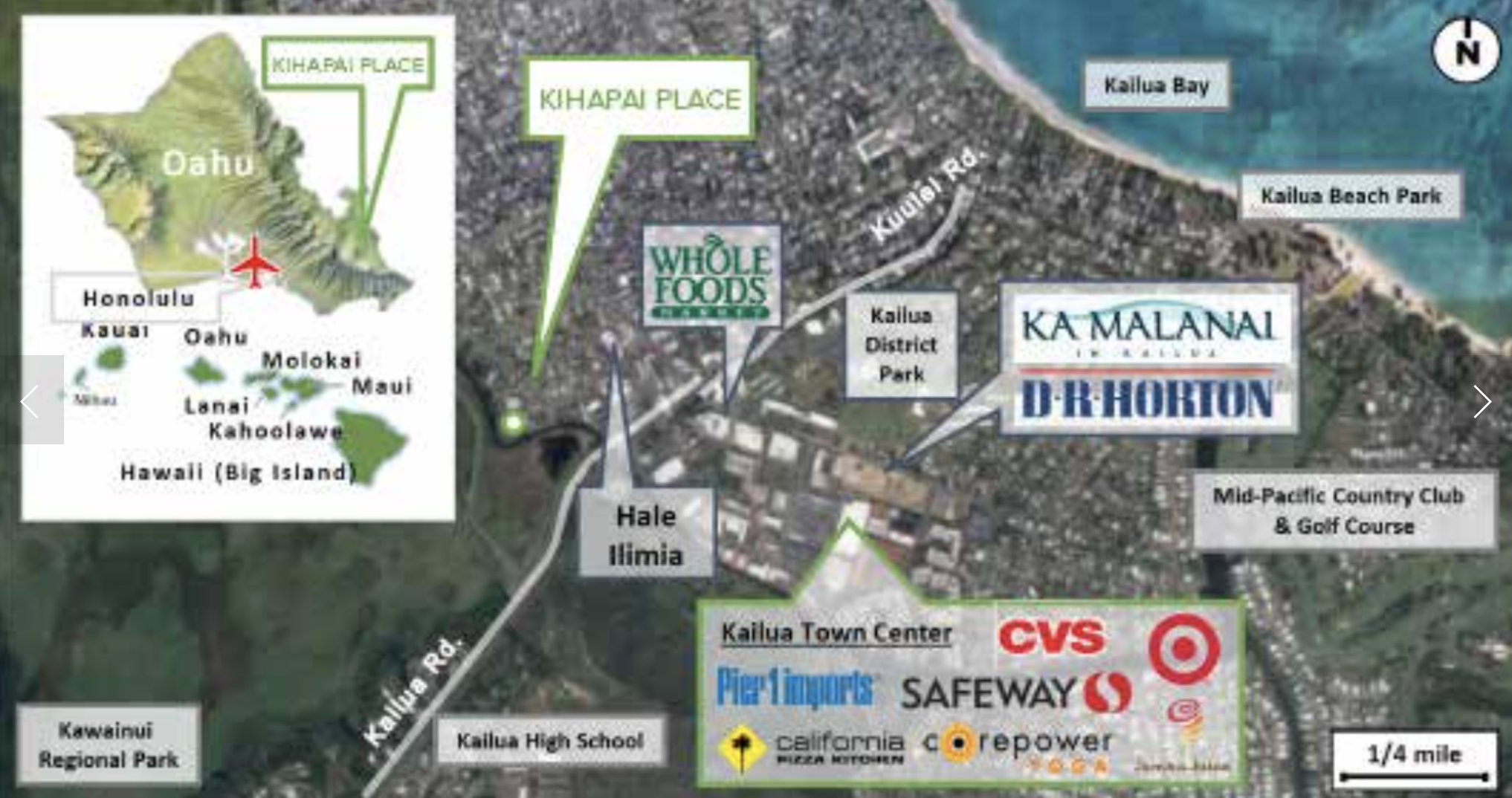 Kihapai Place New Kailua Condos Official Pricing Floor