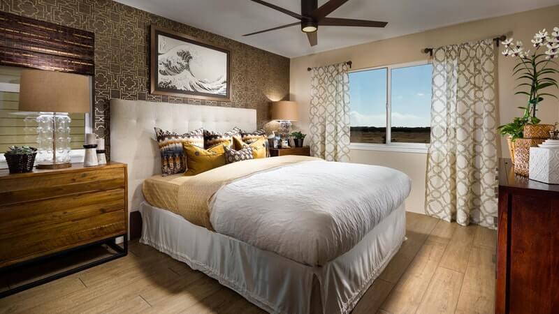 seabridge by gentry guest bedroom