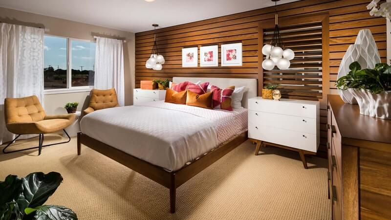 seabridge by gentry master bedroom