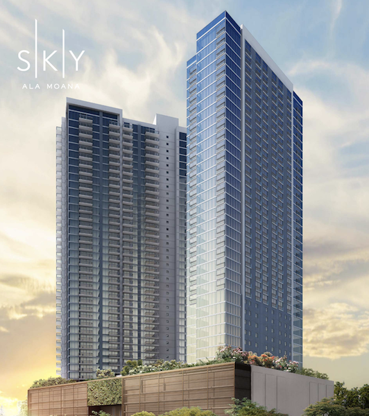 sky ala moana condos for sale