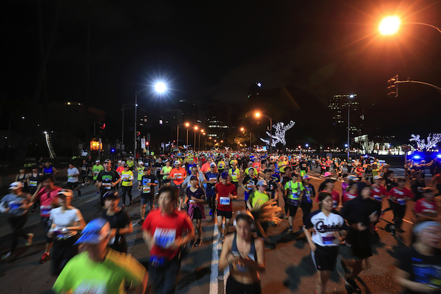 the honolulu marathon