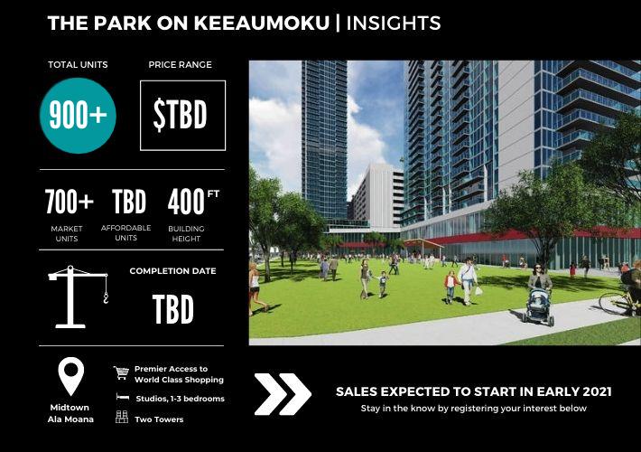 the park on keeaumoku condo prices