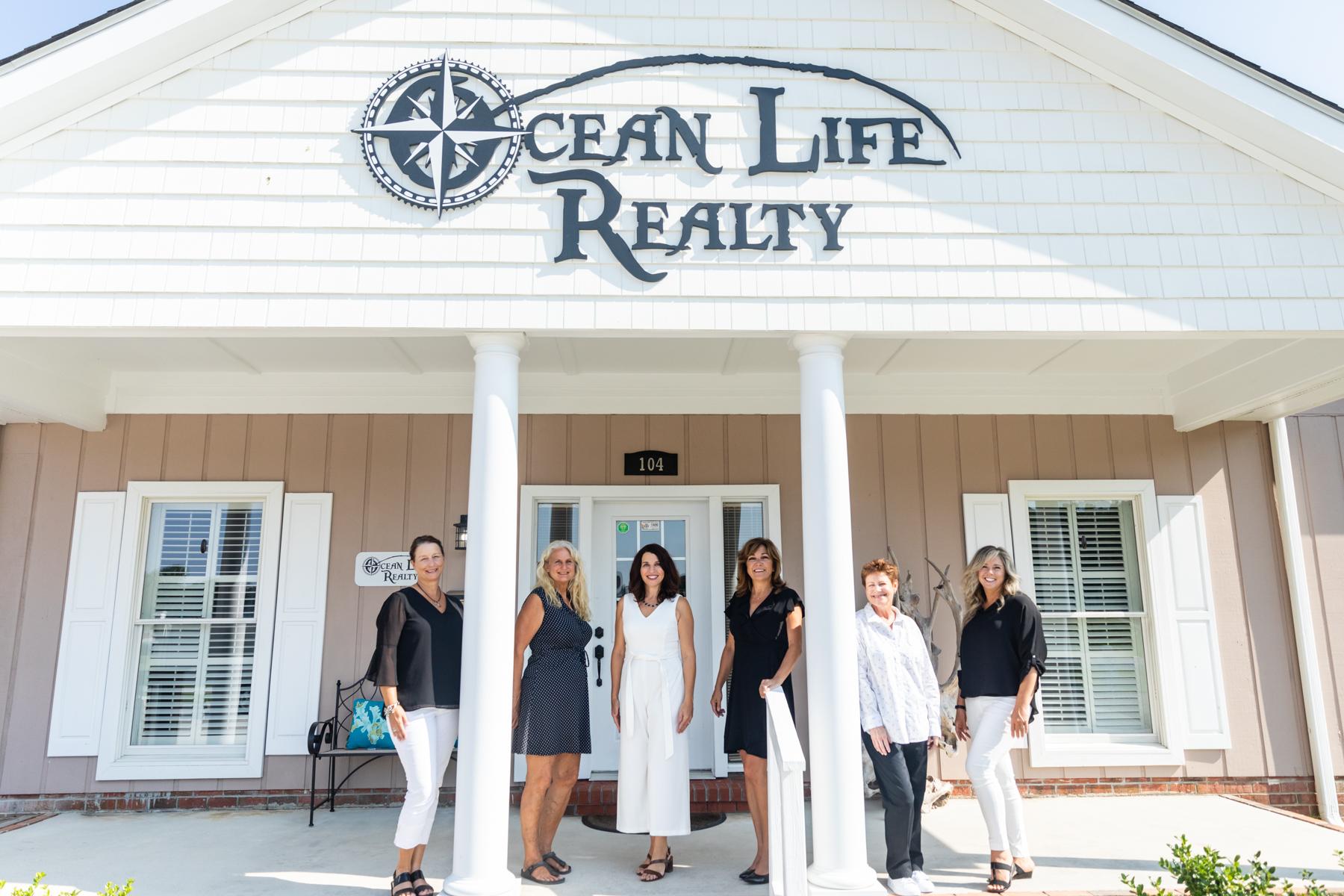 OCEAN LIFE REALTY OFFICE
