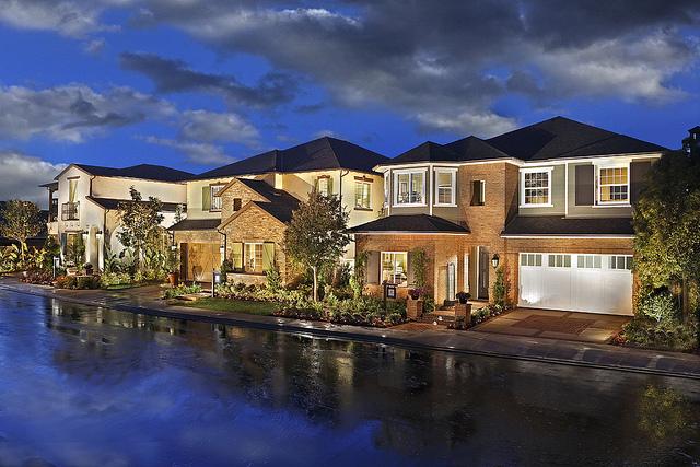 Brightwater Huntington Beach Capri models