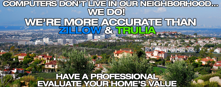 We Have More Accurate Home Value Analysis Than Zillow and Trulia