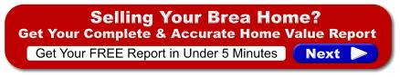 FREE Brea Home Valuation Report