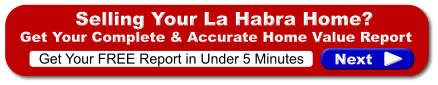 FREE La Habra Home Valuation Report