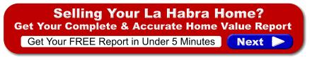 FREE La Habra Home Valuation Report