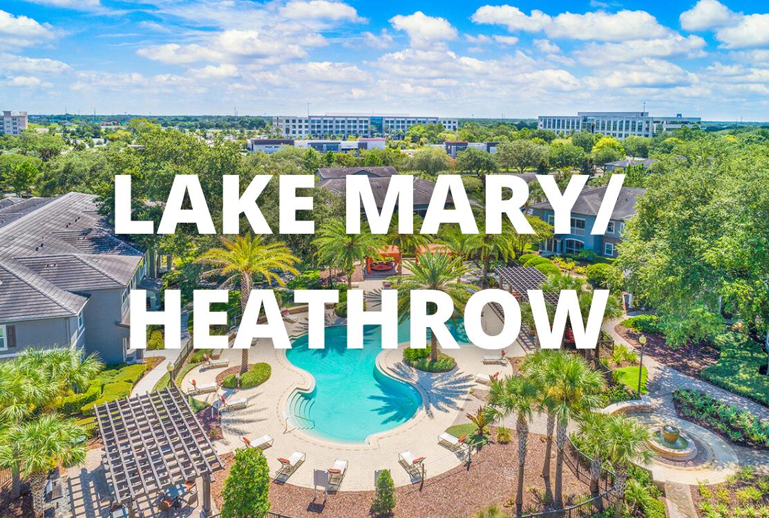 Lake Mary / Heathrow