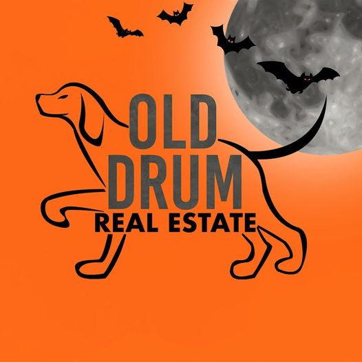 Old Drum Real Estate Halloween