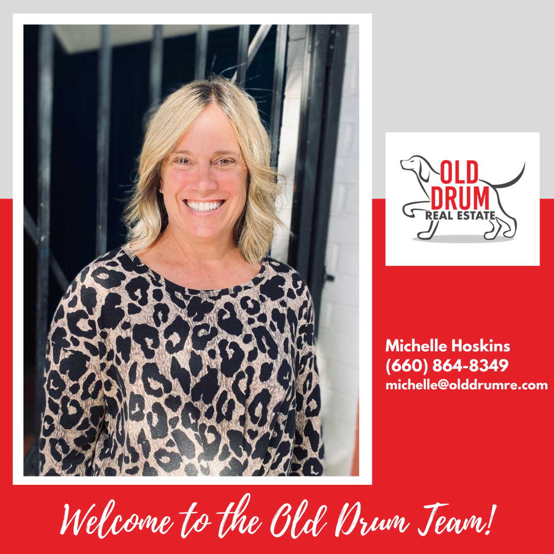 Welcome Michelle Hoskins