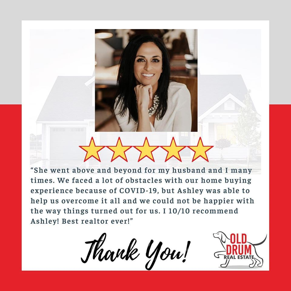Customer Review Ashley Moore