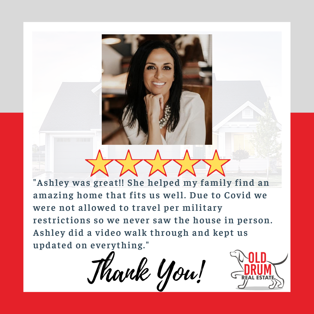 Review of Warrensburg Realtor Ashley Moore