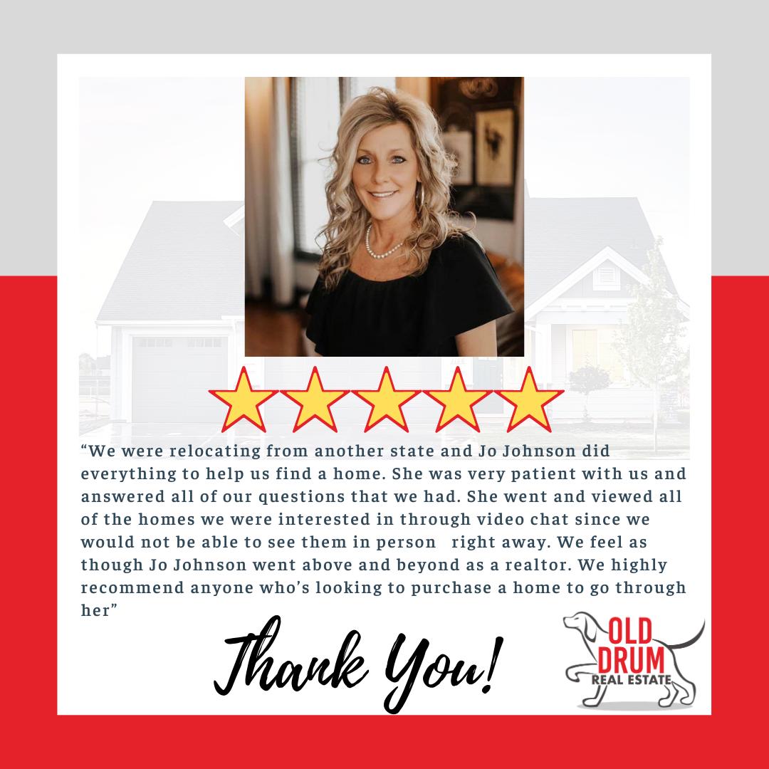 Customer Review of Jo Johnson