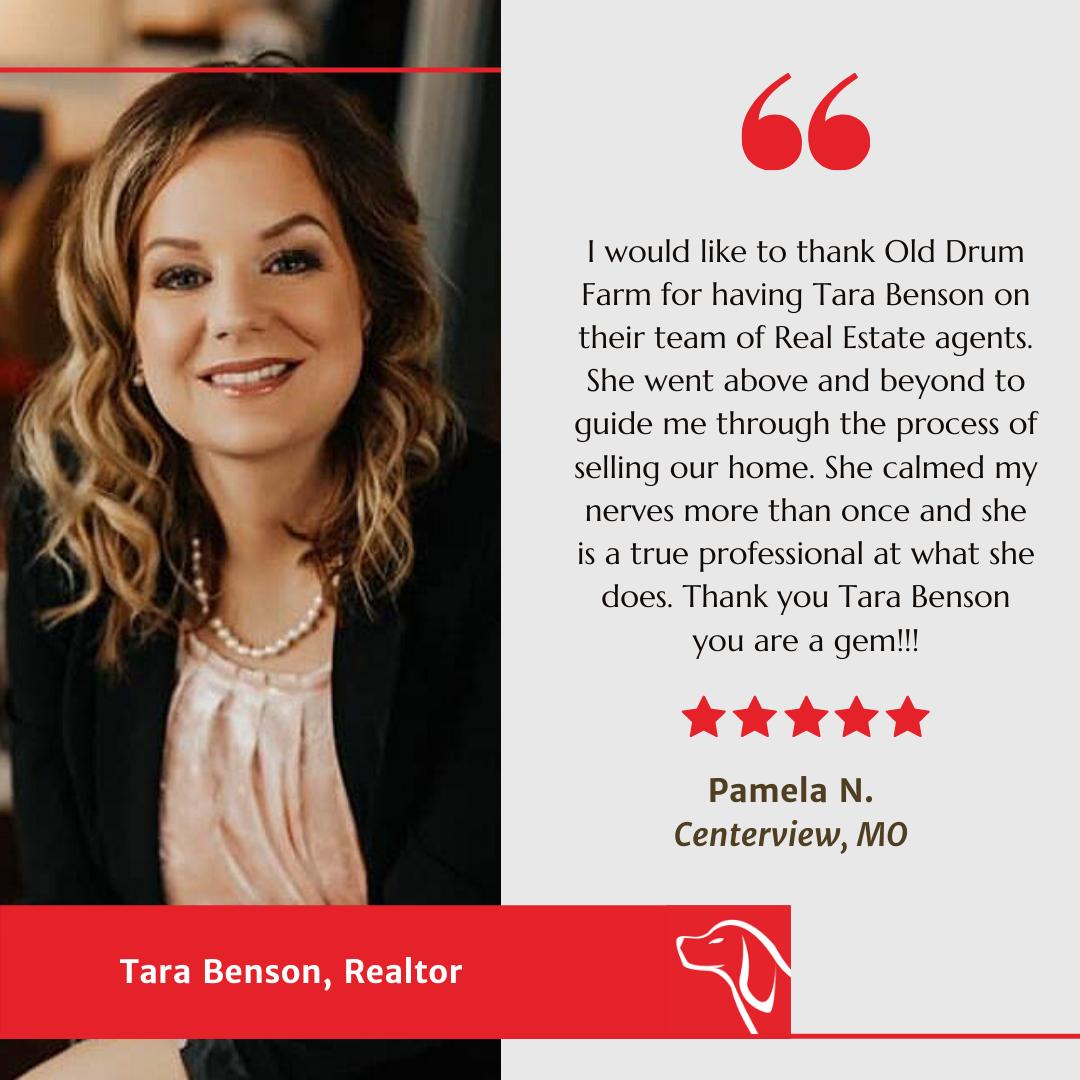 Tara's Customer Review
