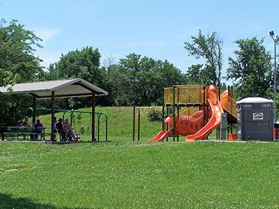 hawthorne place park