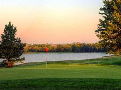 hidden pines golf course