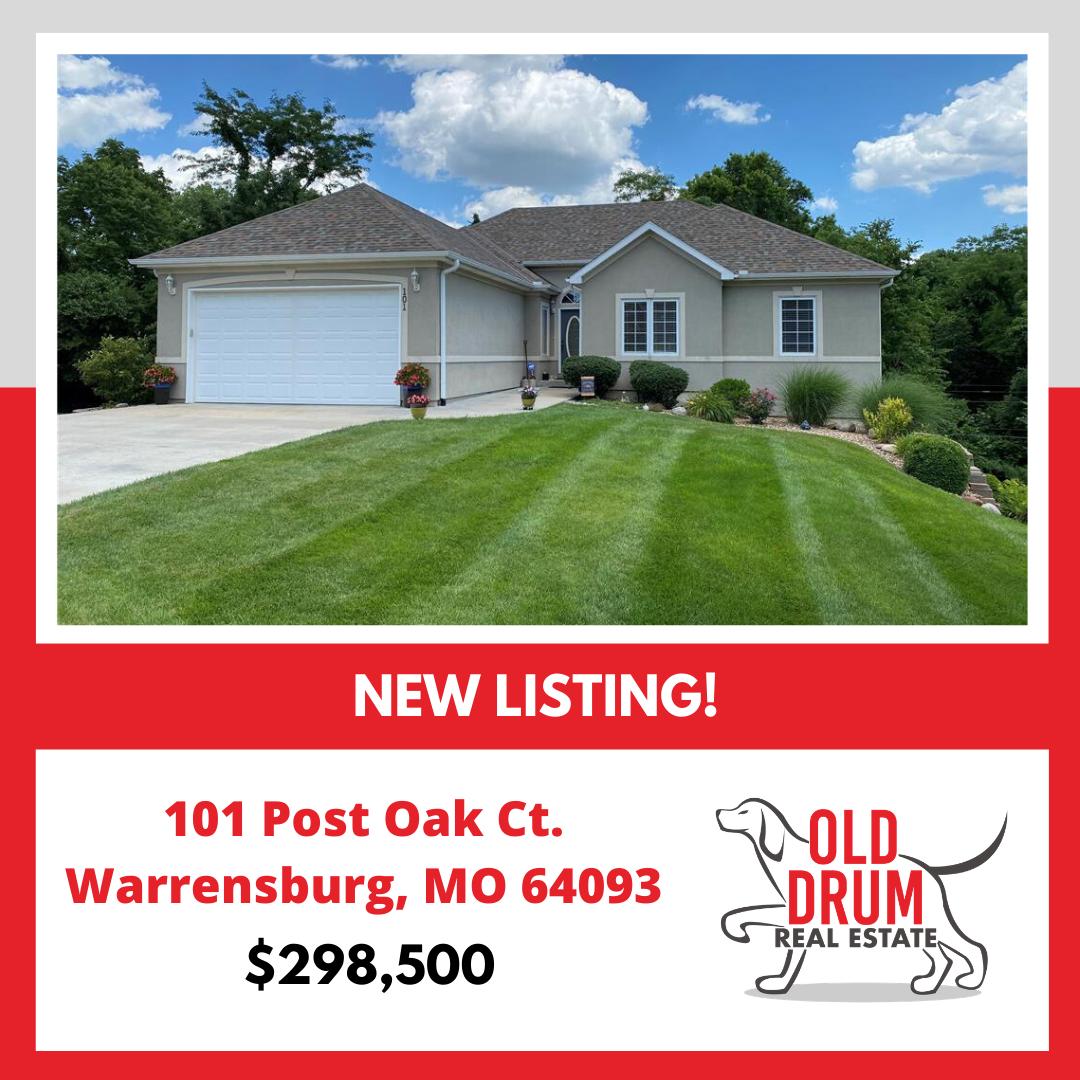 101 Post Oak Ct, Warrensburg, MO
